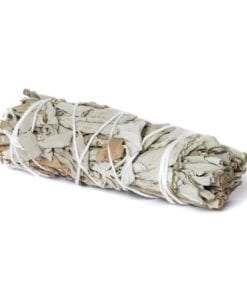 Weisser Salbei –Sage zum Räuchern von Kristallen